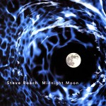Album cover: Midnight Moon by Steve Roach