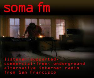 SomaFM Logo